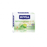 Nivea Lemongrass & Oil крем сапун