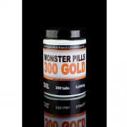 CNL MONSTER PILLS 300 GOLD